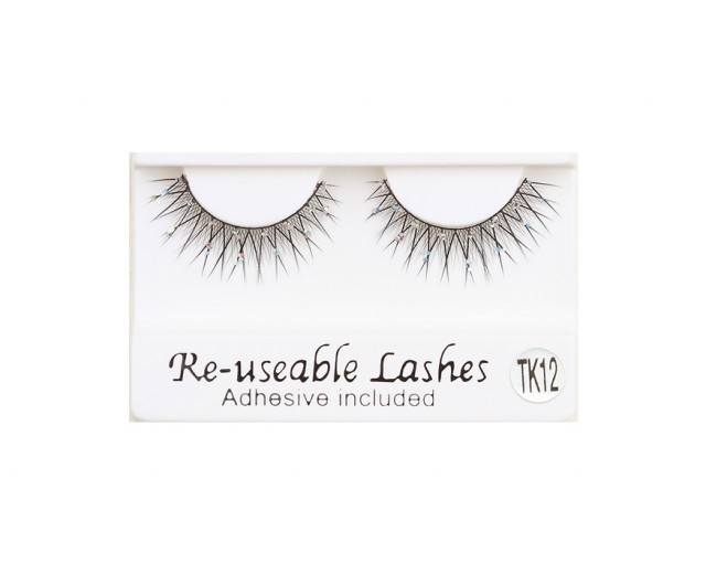 Eyelash-with-Stones-TK12